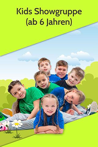 ADTV Tanzschule Wangler - Kids Showgruppe