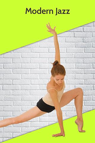 ADTV Tanzschule Wangler - Modern Jazz
