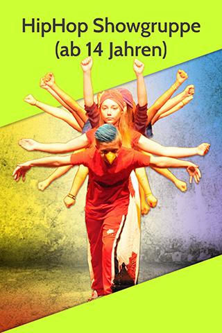 ADTV Tanzschule Wangler - HipHop Showgruppe